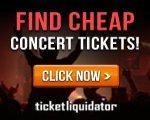 Ticketliquidator Cheap Concerts tickets!