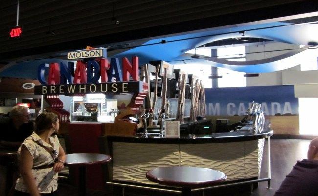 Air Canada Centre (ACC) - Molson Coors Brewery