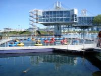 Toronto Amusement Parks - Ontario Place
