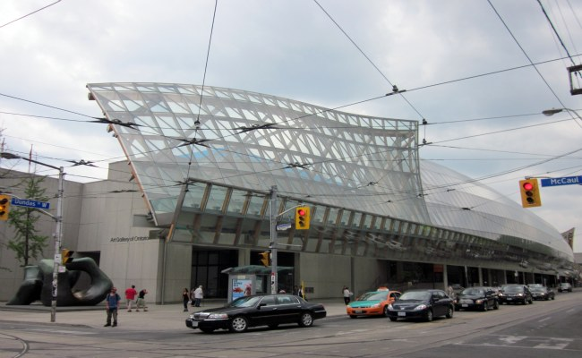 Art Gallery of Ontario - Exterior View
