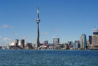 Toronto Attractions - CN Tower