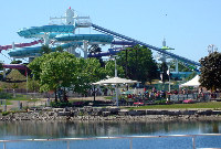 Toronto Attractions - Ontario Place