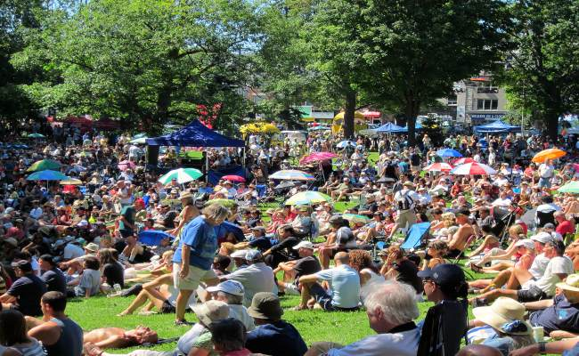 Beaches International Jazz Festival - Kew Gardens Concert
