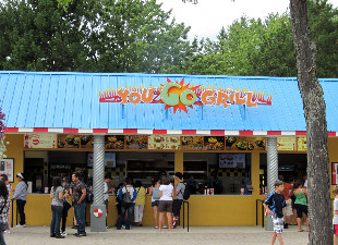 Canada's Wonderland - You Go Grill