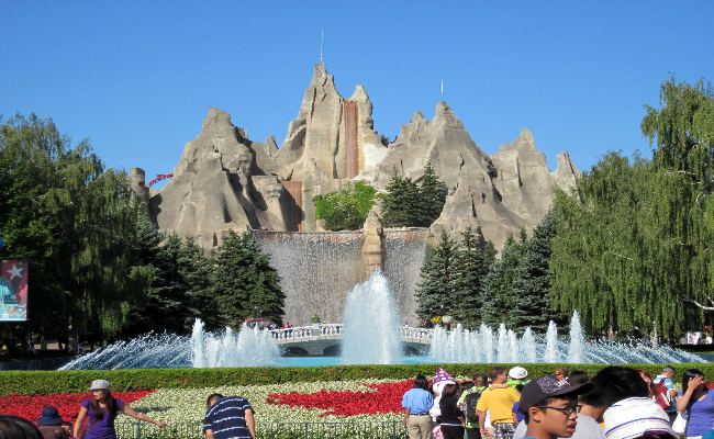 Canada's Wonderland - Wonder Mountain