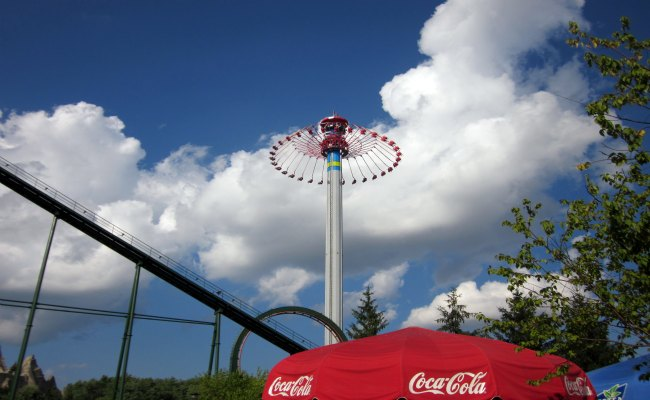 Canada's Wonderland - WindSeeker
