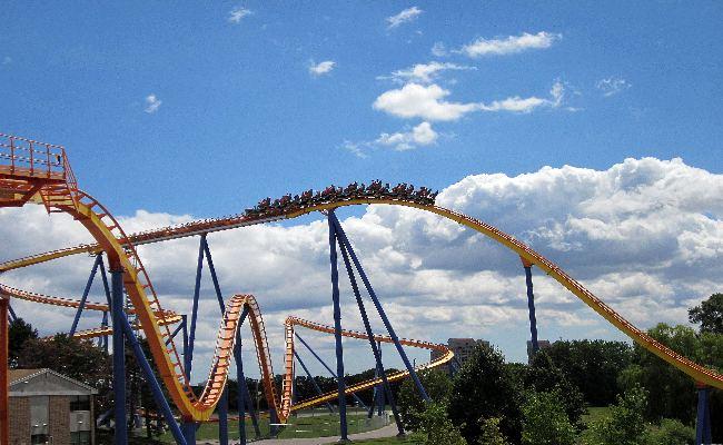 Canada's Wonderland - Behemoth