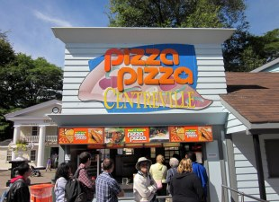 Centreville Amusement Park - Pizza Pizza