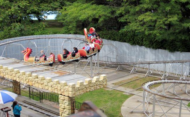 Centreville Amusement Park - Monster Coaster