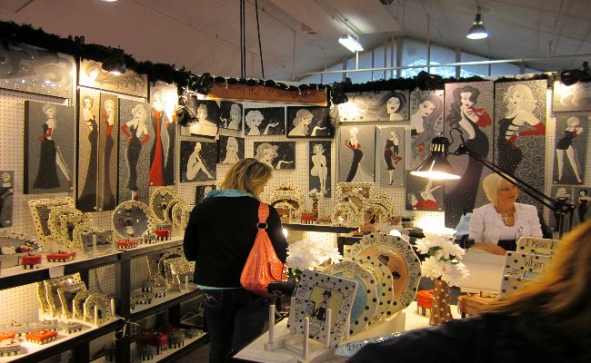Canadian National Exhibition - Shopping