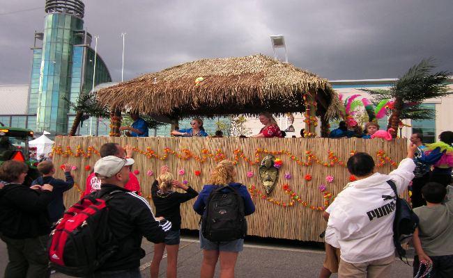 Canadian National Exhibition - Mardi Gras Parade