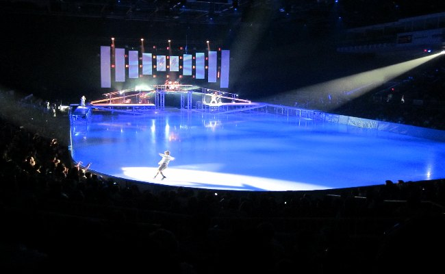 Canadian National Exhibition - Rock On Ice