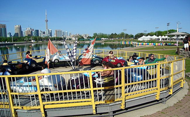 Ontario Place - Cyclone Speedway