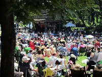 Toronto Events - Beaches International Jazz Festival