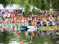 Toronto Events June - Toronto International Dragon Boat Race