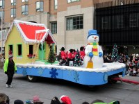 Toronto Events - Toronto Santa Claus Parade