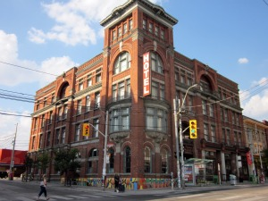 Toronto Boutique Hotels - The Gladstone Hotel