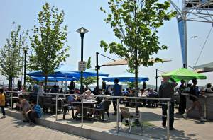 Harbourfront Centre - Lakeside Local Bar