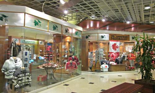 Harbourfront Centre - Queen's Quay Terminal Shopping