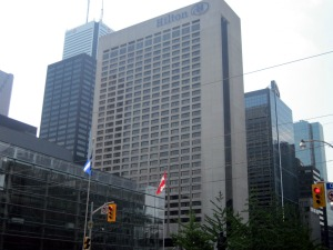 Luxury Toronto Hotels - Hilton Toronto