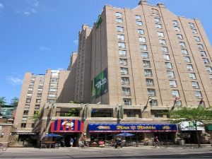 Yorkville Toronto Hotels - Holiday Inn Bloor Yorkville