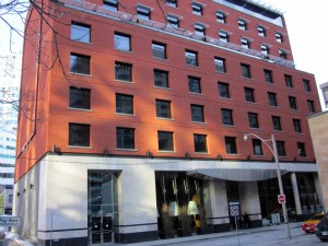 Toronto Boutique Hotels - Hotel Le Germain