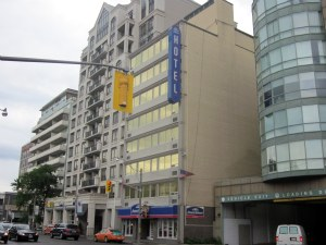 Cheap Toronto Hotels - Howard Johnson Hotel Toronto Yorkville
