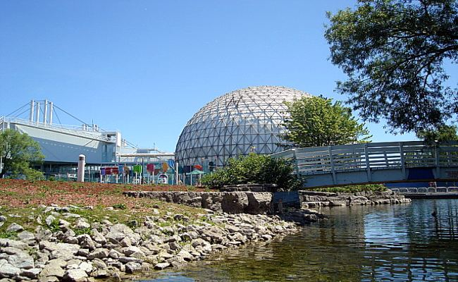 Ontario Place - Cinesphere