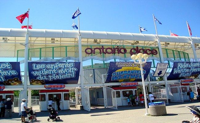Ontario Place - Main Entrance