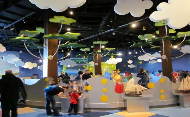Ontario Science Centre - KidSpark