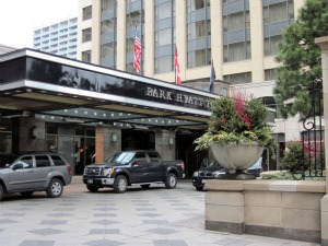 Luxury Toronto Hotels - Park Hyatt Toronto