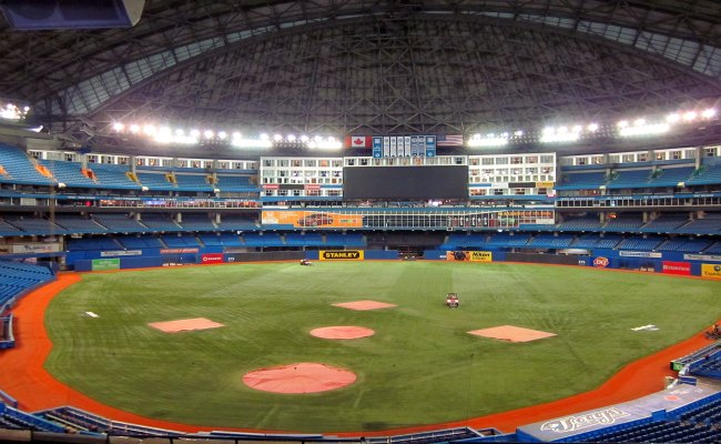 Rogers Centre - Inside the Ballpark