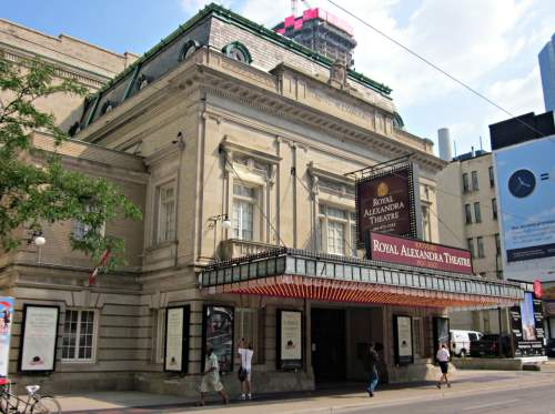Toronto Theatre - Royal Alexandra Theatre