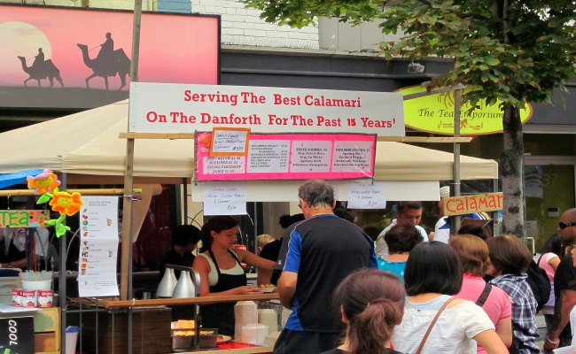 Taste of the Danforth Photo