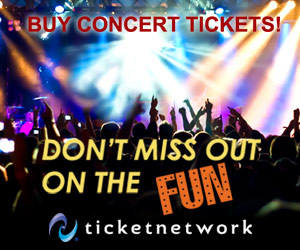 Ticketnetwork Cheap Concerts tickets!