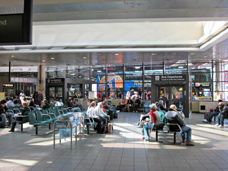Metro Toronto Coach Terminal