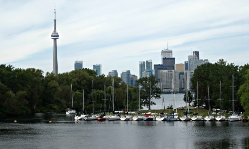 Toronto Dinner Cruises - Toronto Islands Lagoon