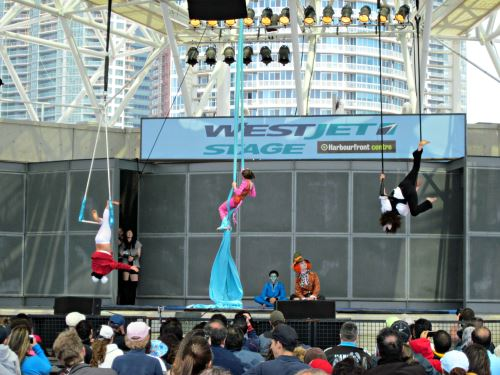 Toronto Events May - Toronto International Circus Festival