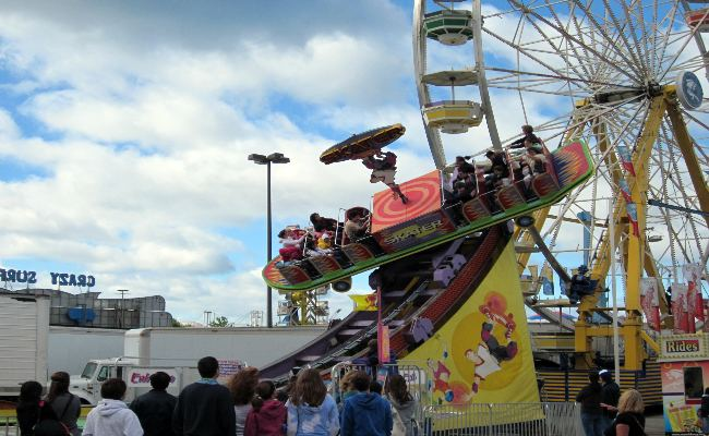 Toronto Weather in September - Pleasant Day at the CNE