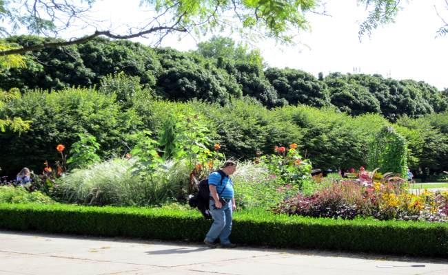 Toronto Islands - Lush Green Gardens