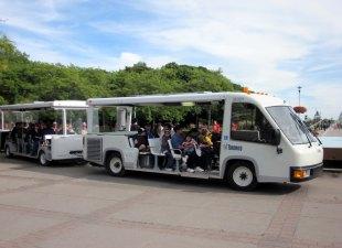 Toronto Islands - Toronto Island Tram Tour