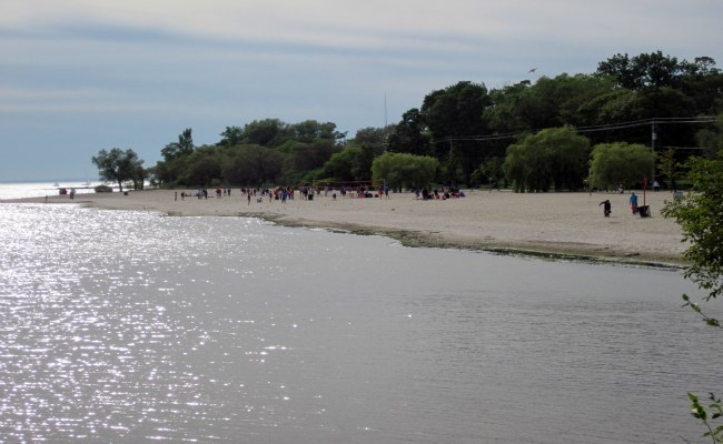 Toronto Islands - Centre Island Beach