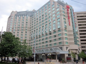 Luxury Toronto Hotels - Toronto Marriott Downtown Eaton Centre Hotel