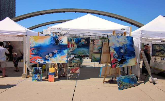 Toronto Outdoor Art Exhibition