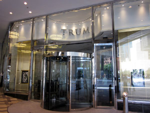 Luxury Toronto Hotels - Trump International Hotel Toronto