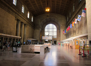 Great Hall - Union Station, Toronto