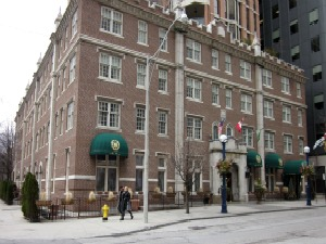 Yorkville Toronto Hotels - Windsor Arms Hotel