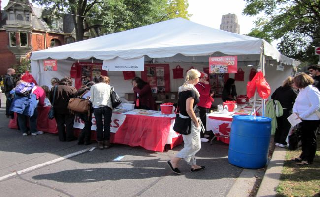 The Word On The Street - Exhibitor Marketplace