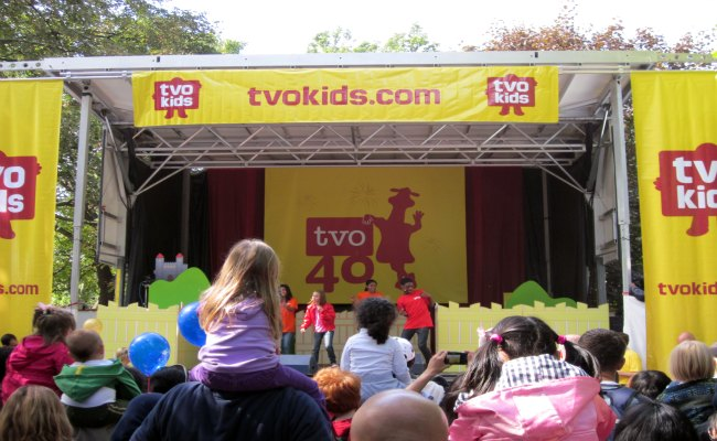 The Word On The Street - TVOKids Stage