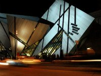 Toronto Museums - Royal Ontario Museum : Michael Lee-Chin Crystal